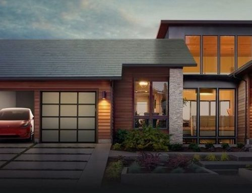 Tesla Starts Production of its Solar Tiles