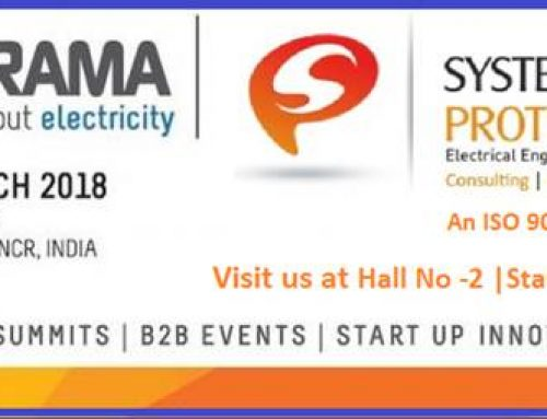 We are at ELECRAMA 2018 Come and Meet Us