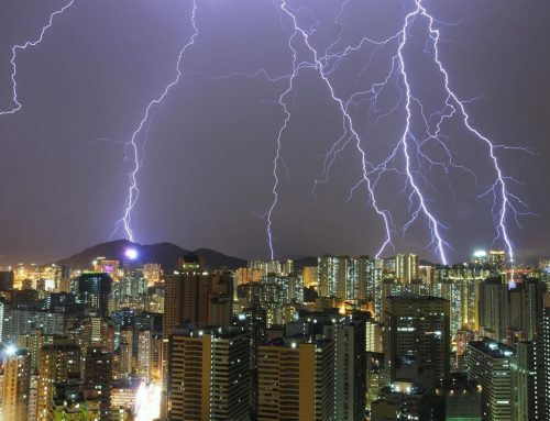 Protect yourself with a Lightning Rod System   System Protection