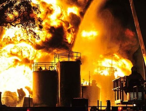 FIRE PREVENTION IN INDUSTRIES AND FACTORIES